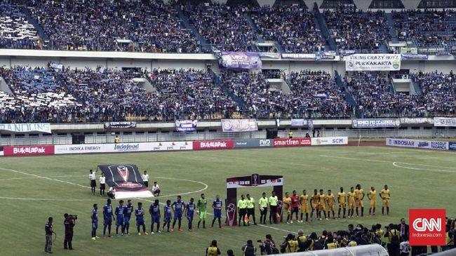 Hukuman Berat untuk Pengaturan Skor di Piala Presiden 2018