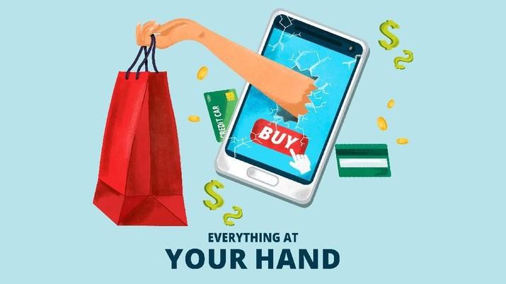 Riset: Pengguna Mobile Banking Lebih Boros Tetapi Loyal