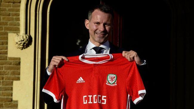 Ryan Giggs Tangani Timnas Wales