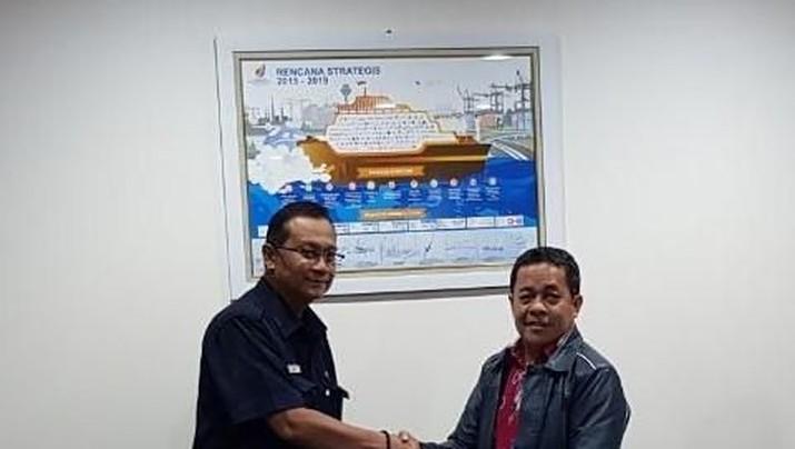 Menteri BUMN kembali menunjuk Edi Sukmoro sebagai dirut KAI