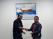 Menteri BUMN Kembali Tunjuk Edi Sukmoro Pimpin KAI