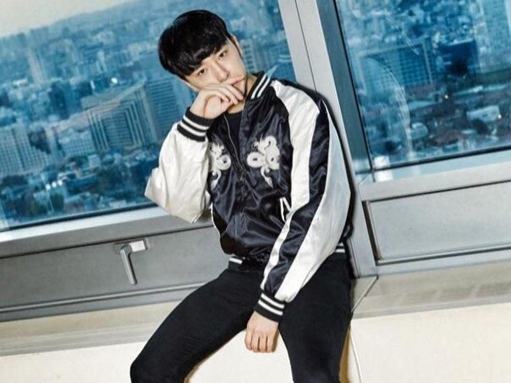 Bukan Hantu, Ini Kasper, Koreografer Tampan Artis Kpop EXO