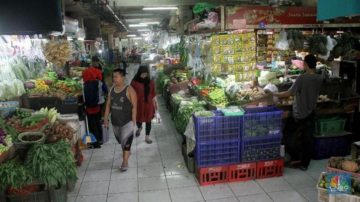 Aktivitas pasar tradisional