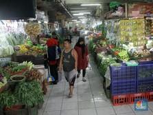 Konsensus Pasar: Inflasi Oktober 0,17% MtM, 3,04% YoY