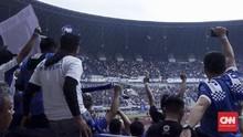 Persib Bungkam Sriwijaya FC di Laga Pembuka Piala Presiden