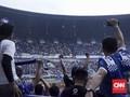 Laga Persib vs Sriwijaya di Piala Presiden Raup Rp1,3 Miliar