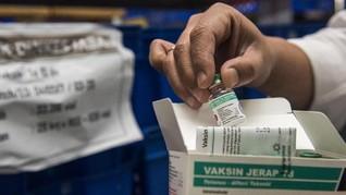 Cegah Difteri, 2.200 Pegawai Kemensetneg Jalani Vaksinasi