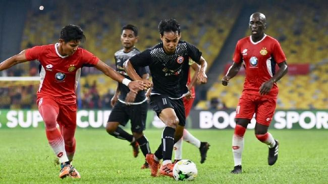 Persija Siapkan Pemain Pelapis Lawan Timnas Indonesia U-23