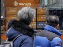 Bursa Bitcoin Cs Korsel Diretas, Rp 444 M Hilang Seketika