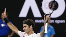 Lima Juara Australian Open Melaju ke Babak Kedua