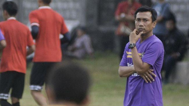 Widodo C. Putro Resmi Latih Persita Tangerang di Liga 2