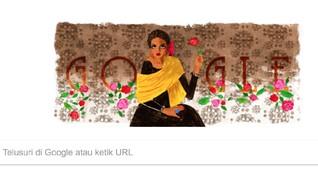 Goodle Doodle Rayakan Hari Lahir Aktris Meksiko Katy Jurado