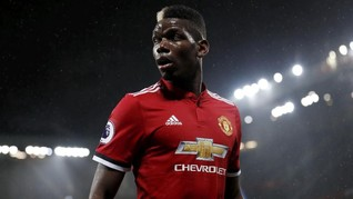 Paul Pogba Ingin Manchester United Kejar Manchester City