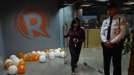 Pemerintah Filipina Tuding Bos Rappler Gelapkan Pajak