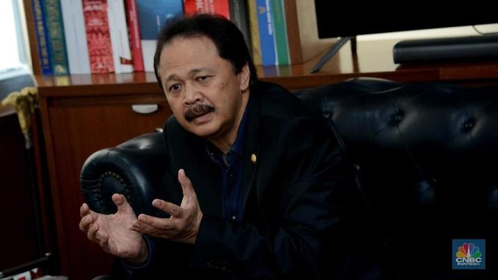 Tito Sulistio mengatakan jika tugas yang saat ini diembannya belum selesai maka dirinya tak akan segan untuk kembali mengisi posisi orang nomor satu di BEI.