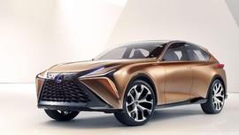 Logam Cair Menjadi Inspirasi Pembuatan Lexus LF-1