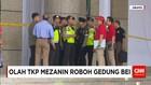 Lakukan Olah TKP, Polisi Tutup Akses ke Tower II BEI