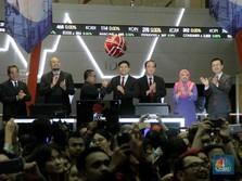 Kresna Graha akan Lepas Saham Dua Anak Usaha Lewat IPO
