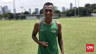 Dipanggil Timnas Indonesia, Pemain Persebaya Irfan Jaya Grogi