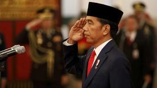 Jokowi Akui Bicarakan Pilpres dengan PKS