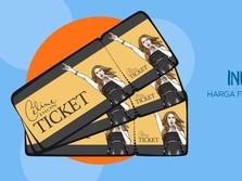 Wajarkah Harga Tiket Konser Sampai Rp 25 juta?