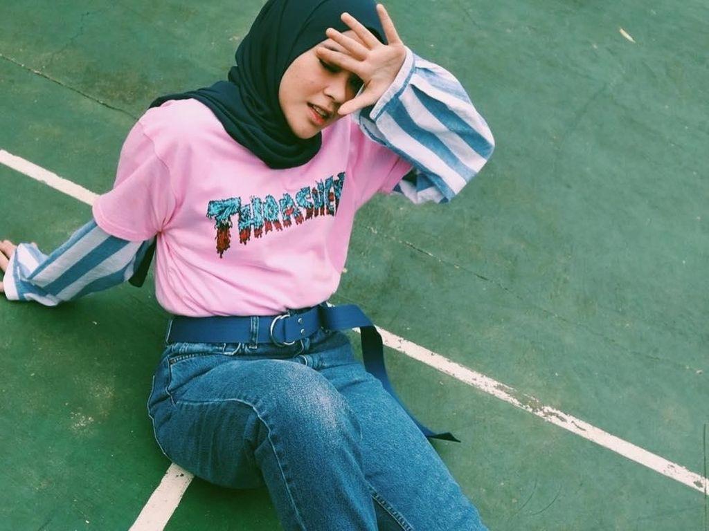 Foto: 9 Gaya Hijab SWAG ala Hijabers Indonesia