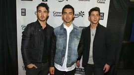 Jonas Brother Konfirmasi Reuni Lewat Karya Baru, 'Sucker'