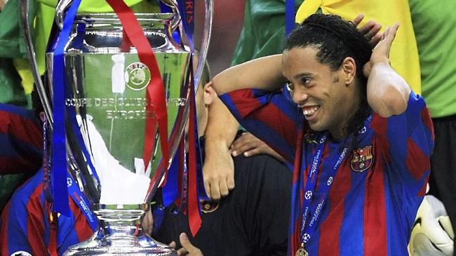 FOTO: Jejak Karier Ronaldinho