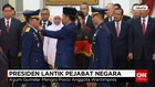 Presiden Joko Widodo Lantik Pejabat Negara