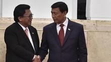 Wiranto Disebut Punya Tanggungjawab Kawal OSO