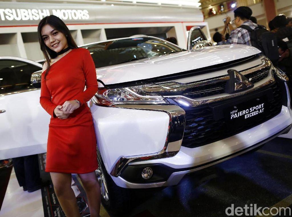 Kenalkan! Varian Baru Mitsubishi Pajero Sport Rasa Lokal