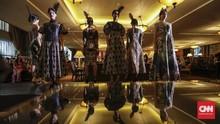 'Golden Muse', Suguhan Sebastian Gunawan Terinspirasi Klimt