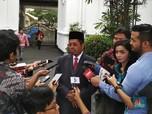 Idrus Marham Mundur dari Jabatan Menteri Sosial