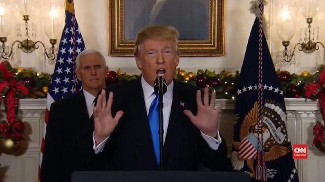 Pemerintahan Trump Resmi Terapkan 'Shutdown'