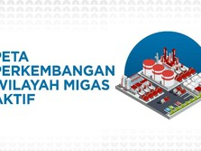 China Bakal Geser Amerika di Hulu Migas Indonesia