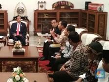Mengintip Fokus APBN Jokowi di Tahun Politik 2019
