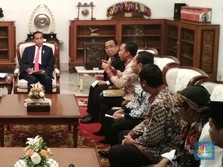 Simak! Istana Buka Suara Soal Kebijakan 'Gila' Jokowi