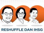 Reshuffle dan IHSG