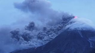 Gunung Berapi Paling Aktif di Papua Nugini Meletus