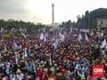 Ribuan Nelayan Demo Istana Minta Legalisasi Cantrang