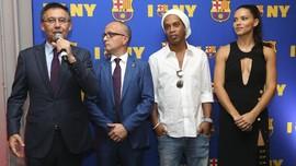 Kisah Ronaldinho Salah Minum Berbuntut Kerugian Rp7,2 Miliar