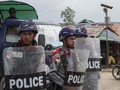 Bentrok Polisi dan Massa di Rakhine, Tujuh Warga Buddha Tewas