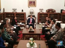 Ketika Jokowi Marah dan Jengkel Terkait Perizinan Daerah
