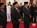 KPK Minta Empat Pejabat Baru Jokowi Lapor Harta Kekayaan