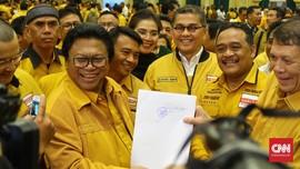 OSO Tunjukan SK Kemenkumham Revitalisasi Struktur Baru