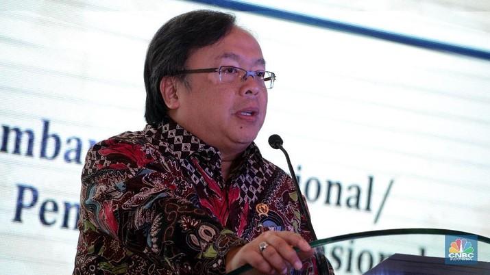 Bappenas menawarkan tiga skenario rata-rata pertumbuhan ekonomi Indonesia dalam jangka waktu lima tahun ke depan.