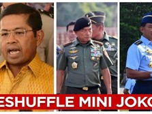VIDEO: Reshuffle Mini Jokowi