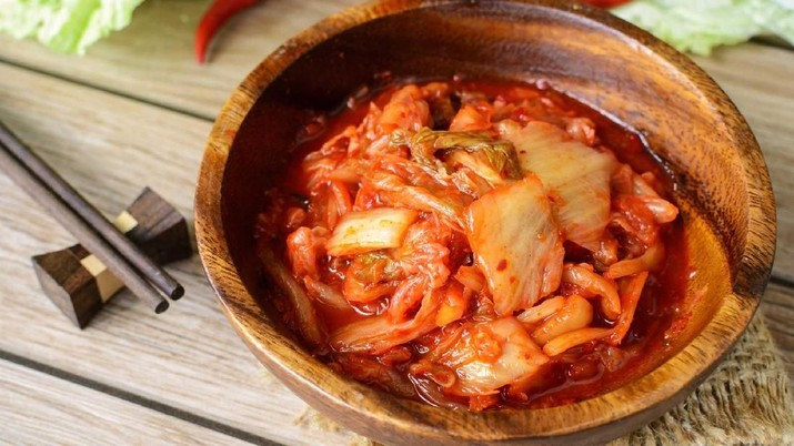 Heboh! Korsel-China 'Perang' karena Kimchi