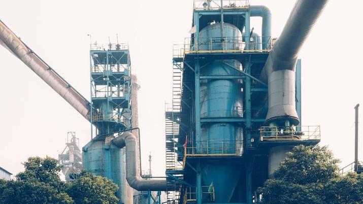 Krakatau Steel: Kebutuhan Baja Nasional 2018 Capai 14 Juta