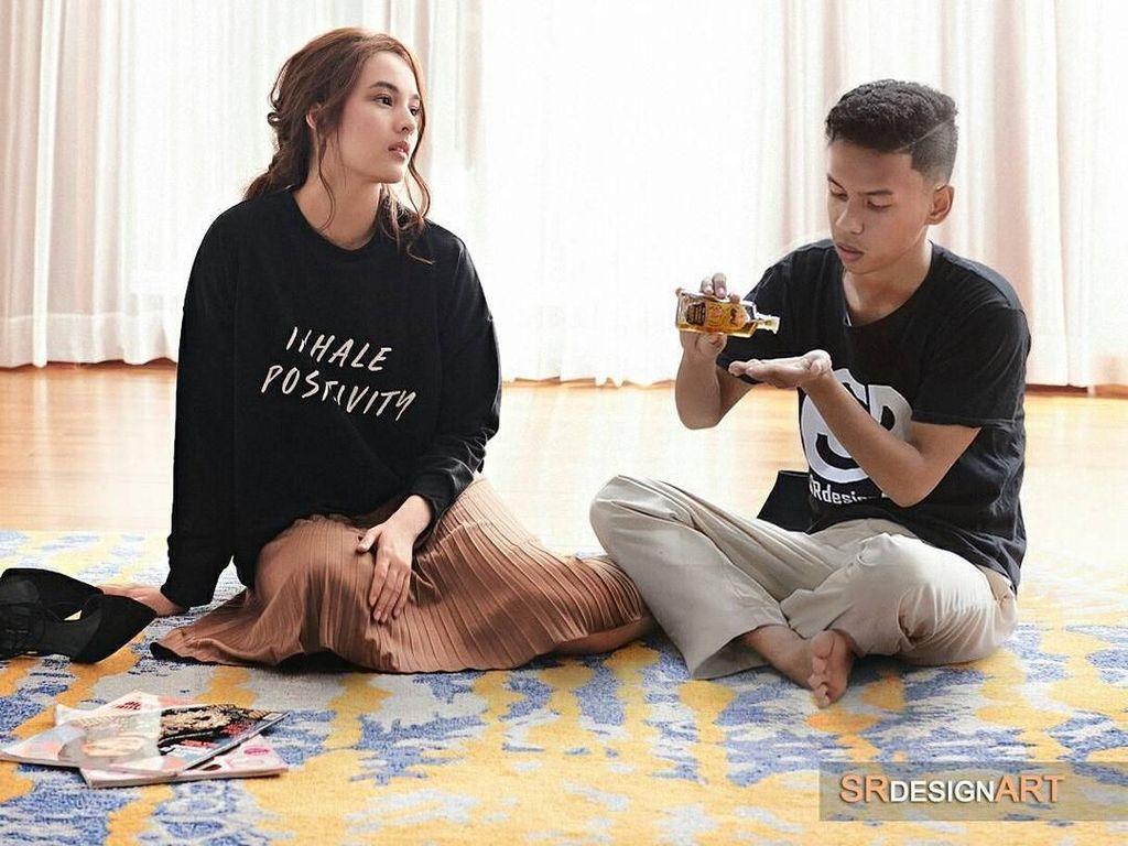 Terlalu Kocak, Deretan Foto Editan Pria Indonesia Bersama Artis Cantik